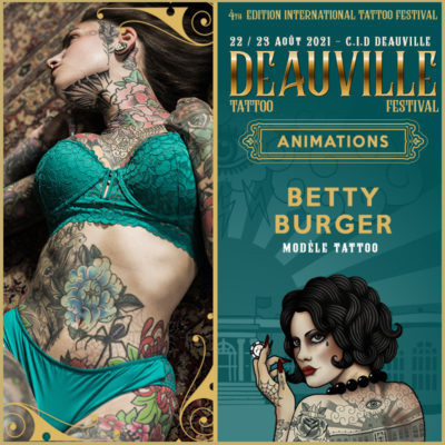 Animations-BettyBurger
